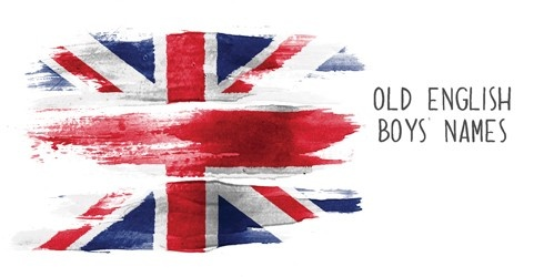 Old English Boys Names. ohbaby.co.nz