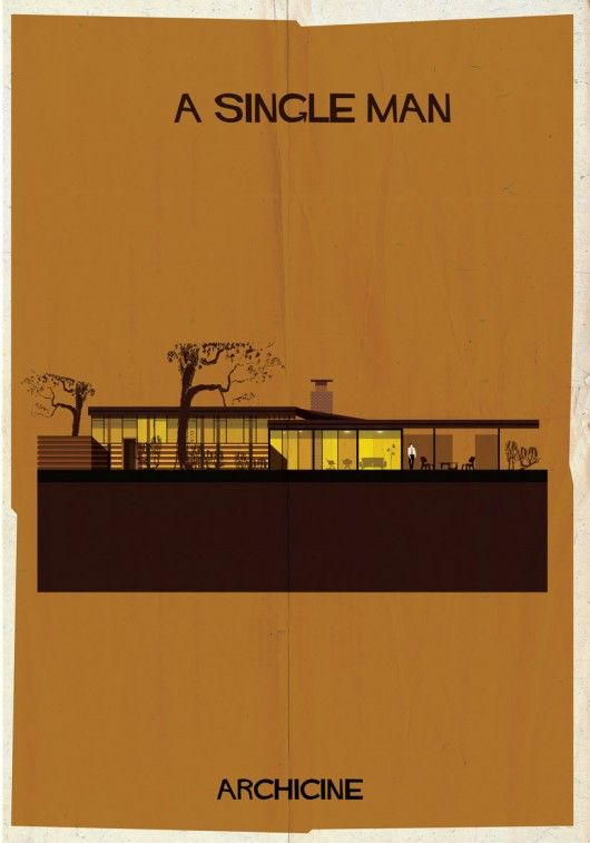 A Single Man. Directed by Tom Ford. Image Courtesy of Federico Babina