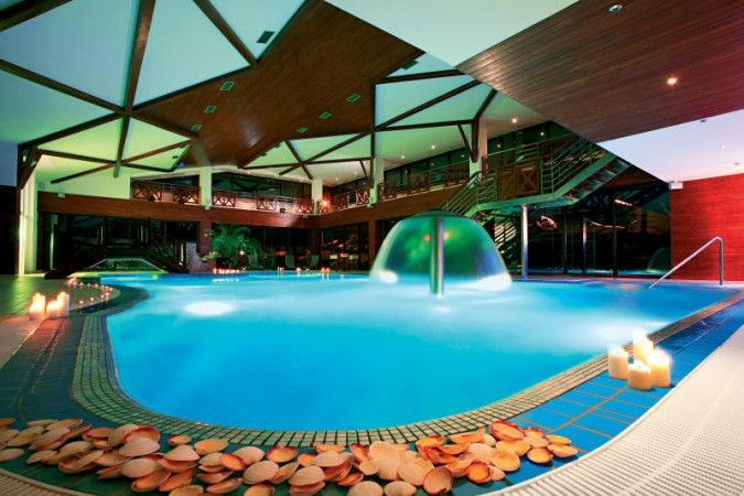 Kontakt Wellness Hotel****, High Tatras,  #Slovakia