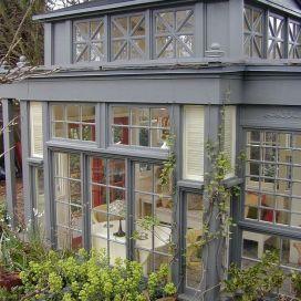 Prosklená veranda - InHaus