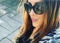 Daniela Ospina se gradúa como administradora de empresas