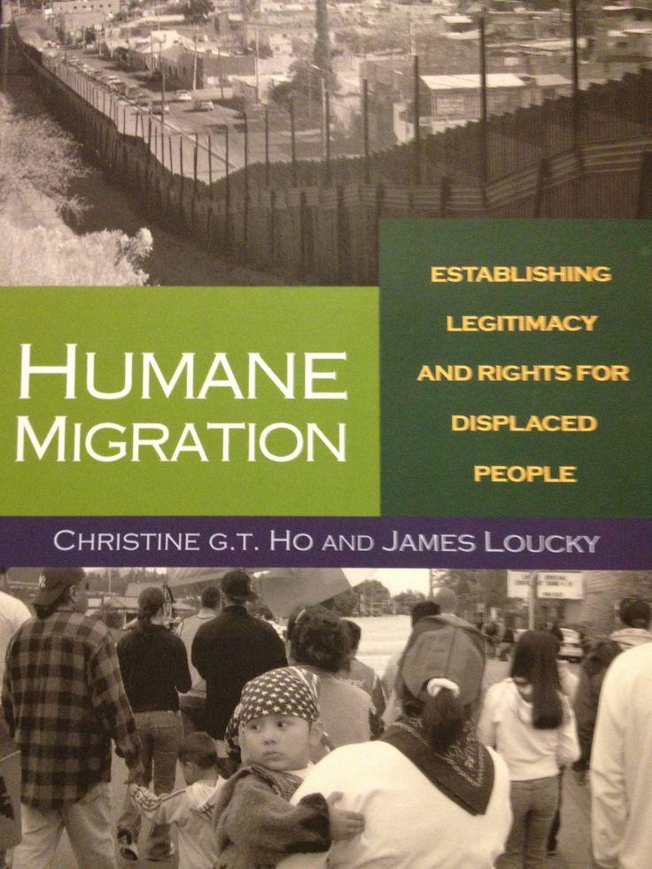 Human Migration; together for justice