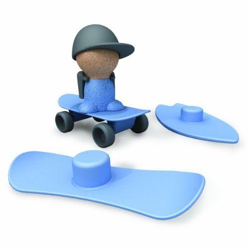 Bio-Composite Eco Fred Shred Sprig Toys http://www.amazon.com/dp/B00472MJIS/ref=cm_sw_r_pi_dp_eM8Kwb0P2Q6FV