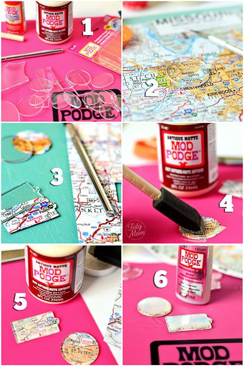 65 best mod podge craft ideas how to images on pinterest - Colle mod podge ...