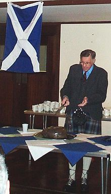 Burns supper - Wikipedia, the free encyclopedia