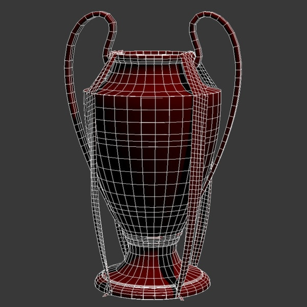 3ds champions league cup - Champions Cup... by ElmarNieser