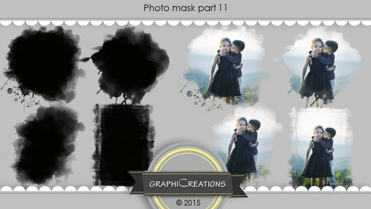 Photo masks part 11 by Graphic Creations