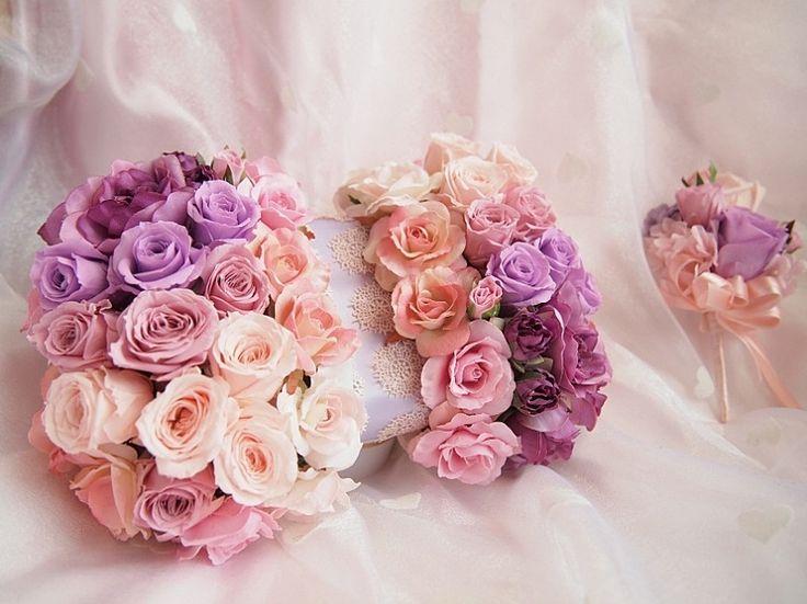 「おしゃれ花嫁におすすめブーケはこれ!! 【クラッチバックブーケ】」のまとめ枚目の画像