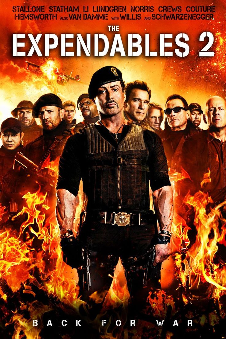 The Expendables 2 - Rotten Tomatoes