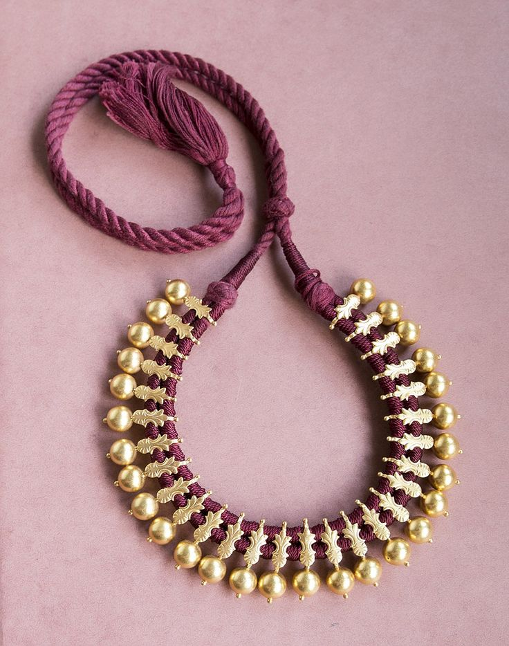 Silver Anusuya Choker Necklace. Free Shipping Worldwide. Explore More!