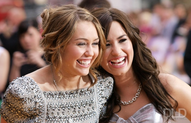 with miley cyrus