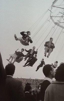 Old school Sundays... Photo by Zacharias Stellas - Benaki museum photographic archives