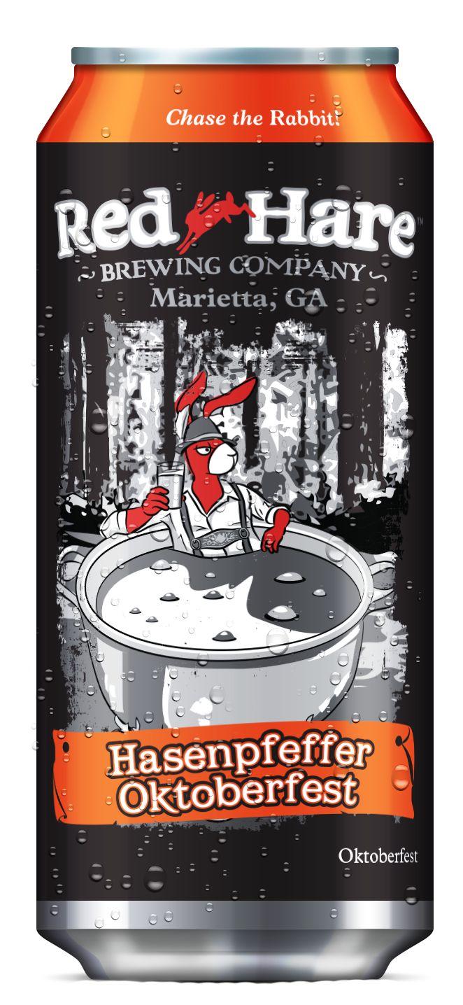 Red Hare Hasenpfeffer Oktoberfest - Available in Fall