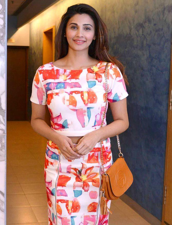 Daisy Shah at the #Dishoom bash. #Bollywood #Fashion #Style #Beauty #Hot #Sexy