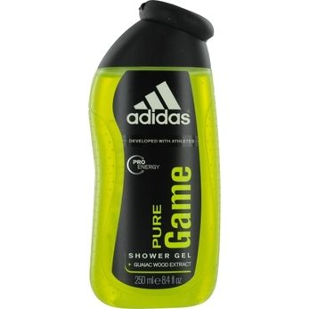 ADIDAS PURE GAME by Adidas SHOWER GEL 8.4 OZ (DEVELOPED WITH THE ATHLETES)