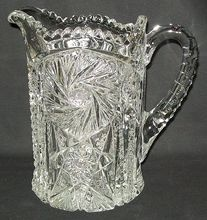 172 Best Pressed Glass Aka Pattern Glass Images On Pinterest