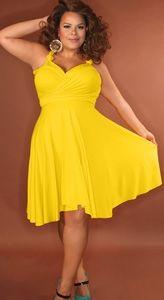 Plus Size Convertible Dress $215