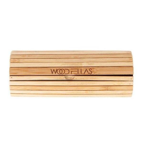 Wood Fellas Sonnenbrille im Retro-Look - Jetzt reduziert bei Lesara