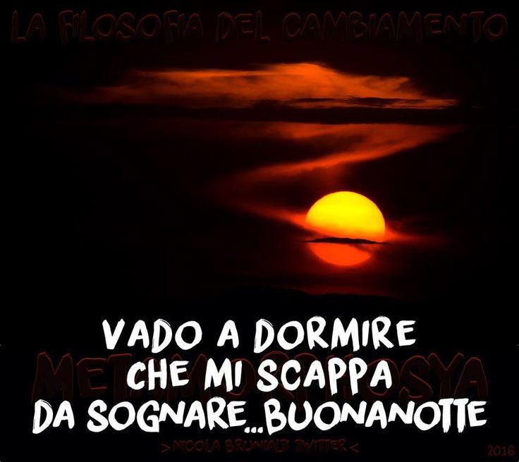 Buonanotte by Metamorphosya e Sogni d'oro! ✨  #Metamorphosya #NicolaBrunialti #twitter #buonanotte #sogni #lafilosofiadelcambiamento