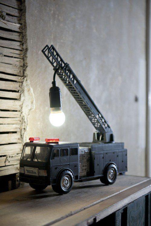 DIY lampe bastelidee