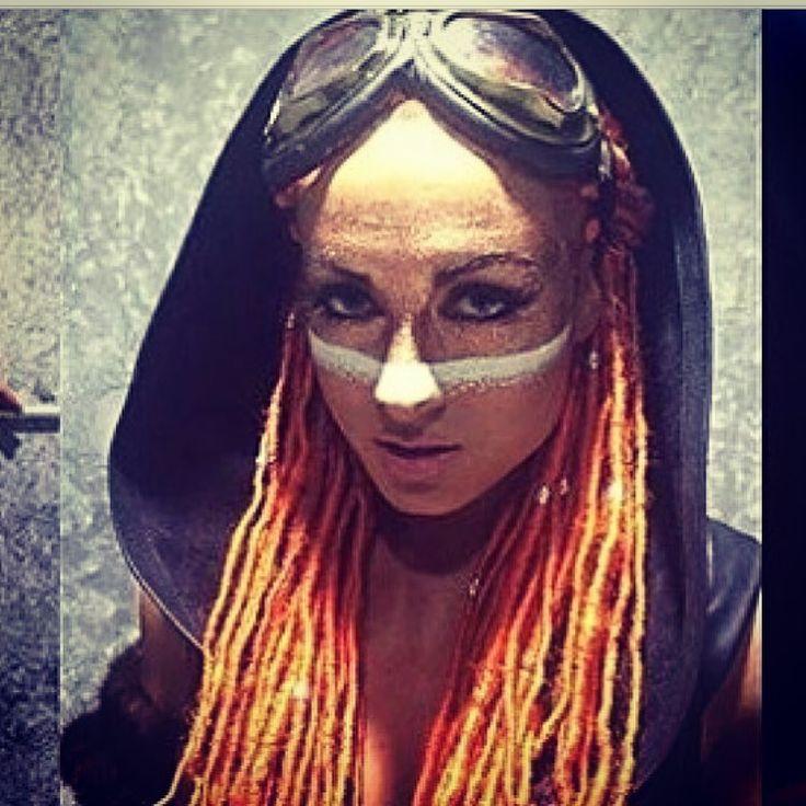 "18.5k Likes, 300 Comments - Rebecca Quin (@beckylynchwwe) on Instagram: ""New beginnings..... #wrestlemania"""