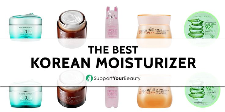 The Best Korean Moisturizer – 2017 Reviews & Top Picks - Check it out here http://rebrand.ly/ilck on Support Your Beauty!  #Moisturizers #beauty