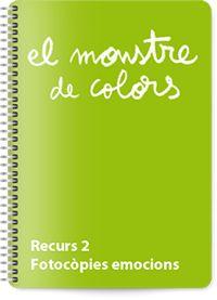 Recurs 2 - Fotocòpies emocions http://www.annallenas.com