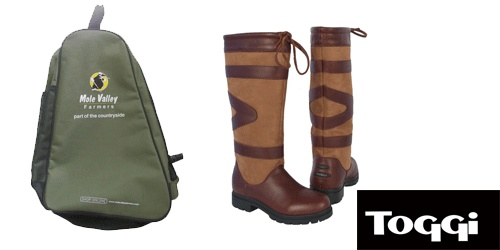 Toggi Boots, perfect for those summer walks