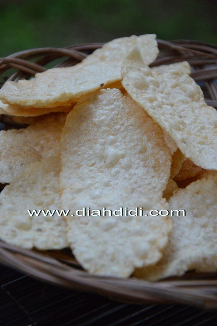Diah Didi's Kitchen: Emping Telo
