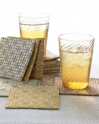 """See the """"Quilted Coaster Set"""" in our Sewing Projects for the Home gallery"""