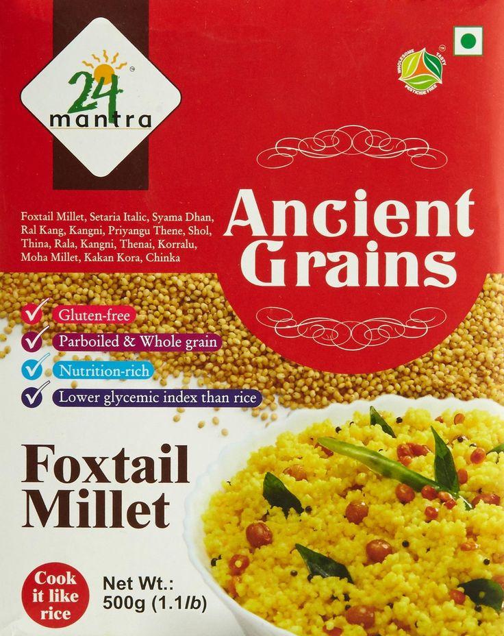 24 Organic Mantra Foxtail Millet
