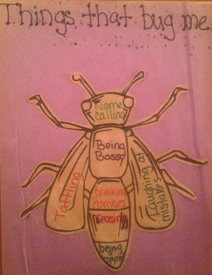 Creative Elementary School Counselor: things that BUG me, things that bug others that I do.