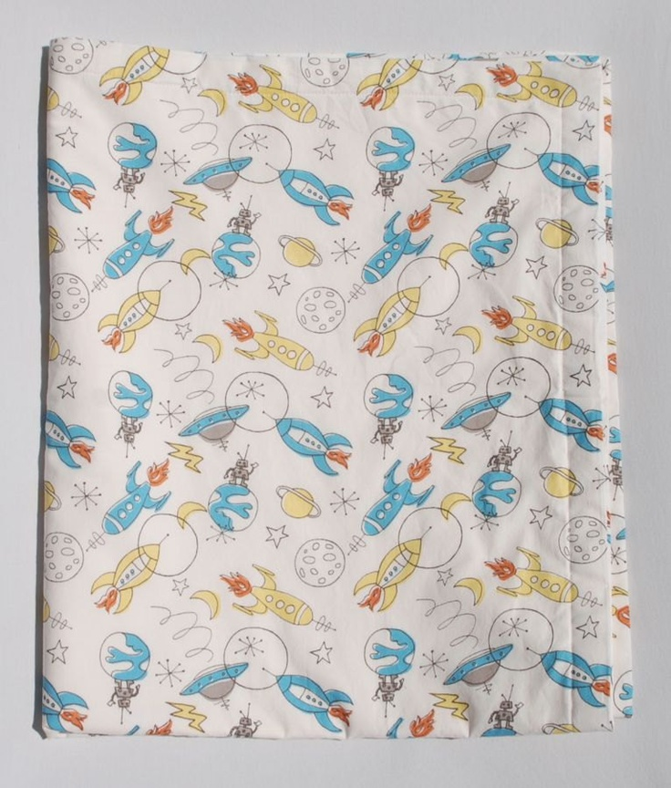 Organic baby blanket 100 organic cotton and smooth for Space minky fabric