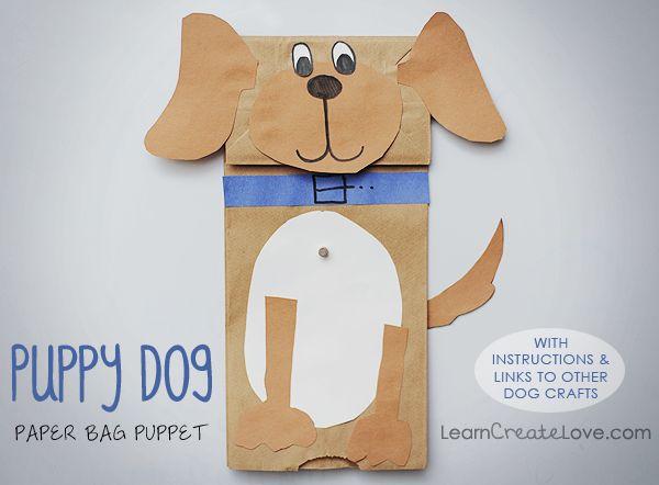 Puppy Crafts