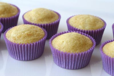 Perfect Vanilla Cupcake Recipe... Ok, seriously!  This is an excellent vanilla cake recipe.  I just made it for Mekeilah's bday and it was so yummy!