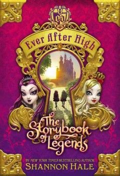 The storybook of legends  by Shannon Hale.