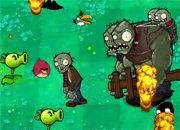 Angry Birds vs Zombies 2