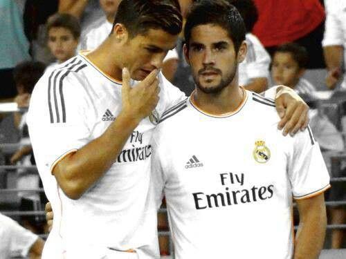 Ronaldo & Isco