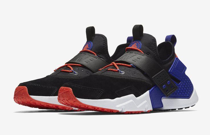 Release Date: Nike Huarache Drift Premium Rush Violet