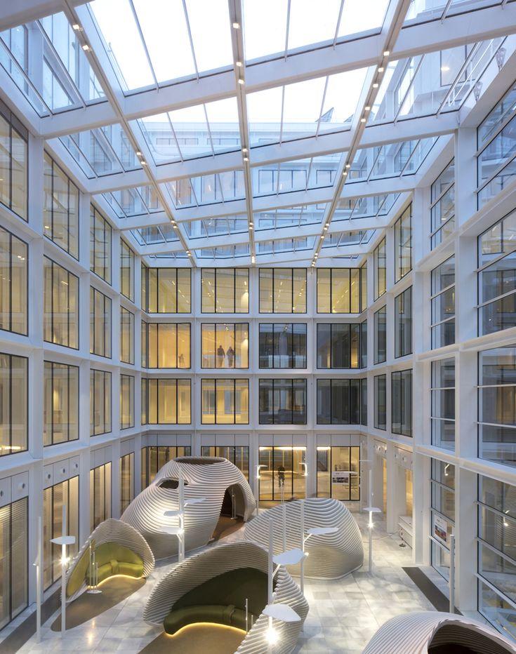 Gallery of # Cloud.Paris / Philippe Chiambaretta Architecte - 4