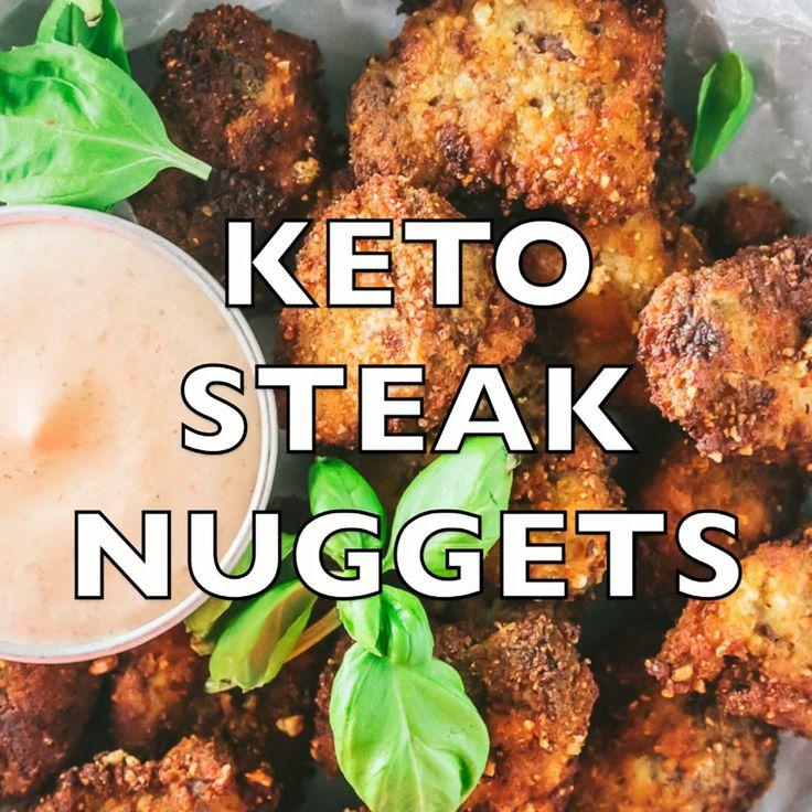 Nuggets Keto: Keto Recipes, Beef