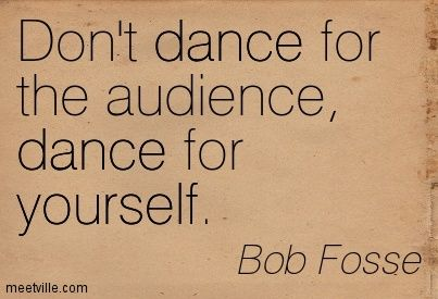 Bob Fosse, ladies and gentlemen.