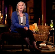 Rosemary Harris in The Road to Mecca at the American Airlines Theater.  She should be nominated for a Tony