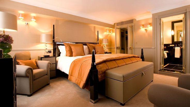 Delightful Fabulous Orange Bedroom Decorating Ideas And Designs | Orange Bedrooms,  Black Accents And Bedrooms