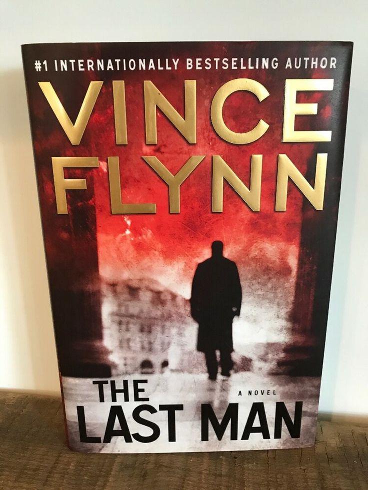 Details about a mitch rapp novel the last man 11 by vince