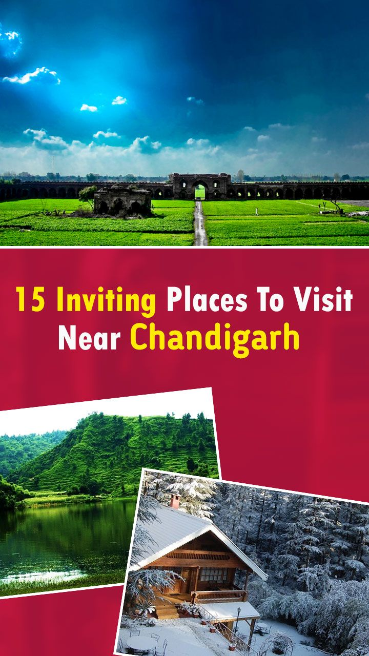 61 Awesome Places To Visit Near Chandigarh With Friends In 2021 Best Weekend Trips Places To Visit Trip