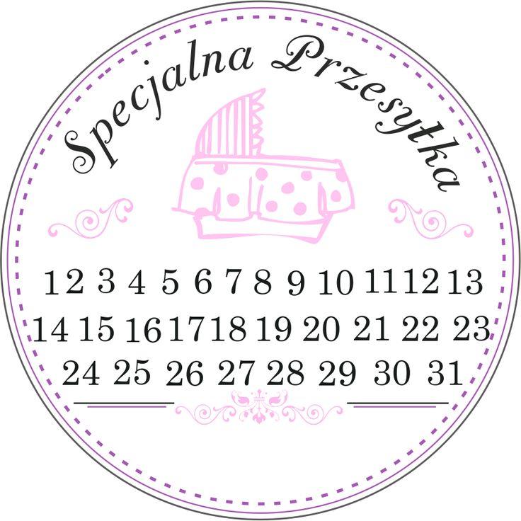 Digi stemple by AliceCreations: 52. Specjalna przesyłka - Dziewczynka