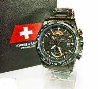 Jam Tangan Swiss Army 8814 Full Black / RP 800,000 | BB : 21F3BA2F | SMS :083878312537
