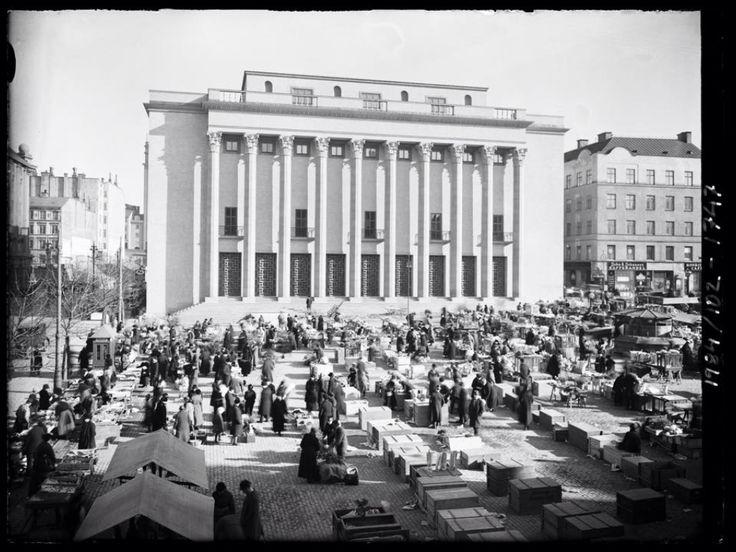 Hötorget, Konserthuset 1924-1926