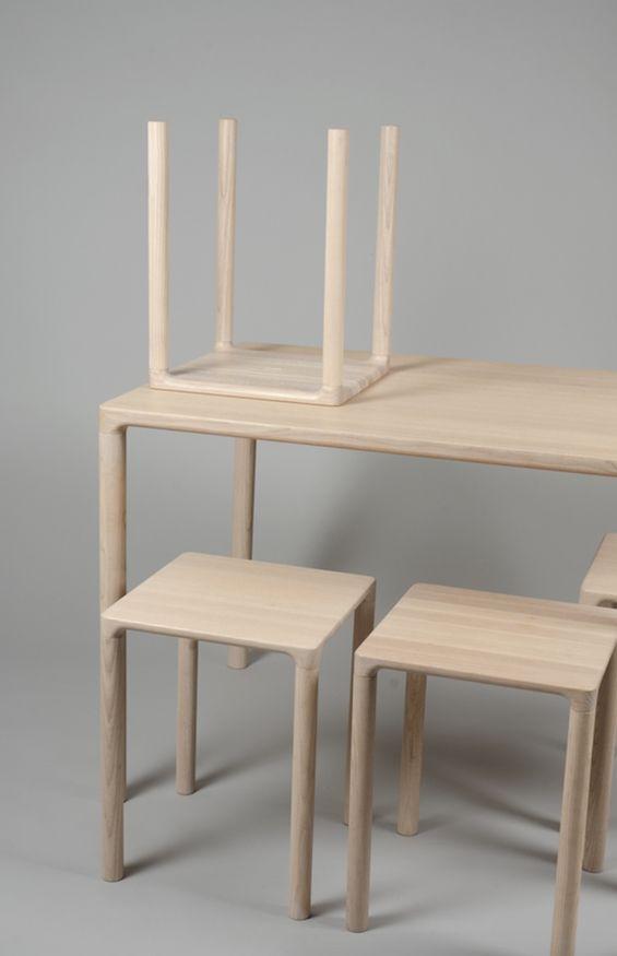Fimbul, Soft square stool.